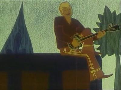 Бременские музыканты. Повозка с лейбами-2