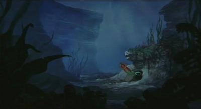 Русалочка. Дверь в пещеру-2