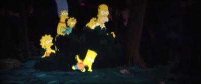 Симпсоны в кино. Стрела в голове Гомера - 2