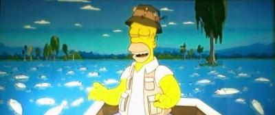 Симпсоны в кино. Рыба исчезла - 2