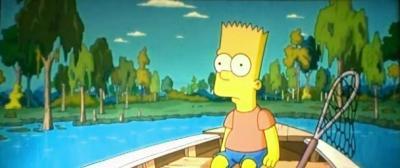 Симпсоны в кино. Рыба исчезла - 3