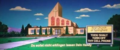 окно в церкви, а снаружи его совсем нет.