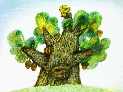 Винни Пух. Дерево с ветками - 1