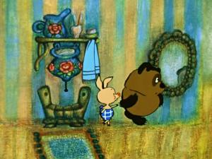Зеркало у Кролика