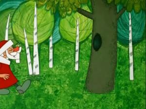 Место для дерева